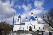 Митрополит Истринский Арсений совершил освящение московского храма святой равноапостольной княгини Ольги в Останкине