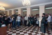 В Российском православном университете прошел заключительный этап олимпиады «В начале было Слово…»