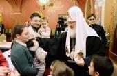 Представители Церкви выступили с предложениями по поддержке многодетных семей