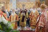 В Алма-Ате почтили память мученицы Агафии Панормской — небесной заступницы от землетрясений и иных стихийных бедствий