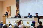 Архиепископ Верейский Амвросий возглавил торжества по случаю актового дня Николо-Угрешской духовной семинарии