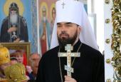 Полиция задержала на украинском блок-посту и допросила митрополита Горловского и Славянского Митрофана