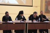 В Москве прошло первое общегородское собрание больничных священников