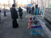 На место ДТП в Ростовской области и в больницы к пострадавшим прибыли священники Шахтинской епархии