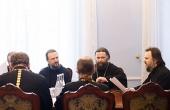 Научно-богословский журнал Московской духовной академии «Богословский вестник» будет выходить в новом формате