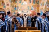 В день 120-летия Санкт-Петербургского политехнического университета ректор СПбДА совершил молебен в университетском храме
