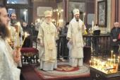 В 90-ю годовщину со дня рождения Святейшего Патриарха Алексия II в Таллине прошли мероприятия, посвященные памяти Его Святейшества