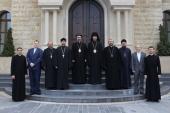 В Ливане состоялось второе заседание Комиссии по диалогу между Русской Православной Церковью и Сирийской Ортодоксальной Церковью