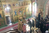 Руководитель Управления Московской Патриархии по зарубежным учреждениям совершил рабочую поездку в Монголию