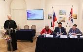 Директор музея Московской духовной академии принял участие в форуме по развитию религиозного туризма в Белграде