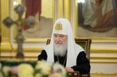 Священный Синод принял специальное заявление о положении Украинской Православной Церкви