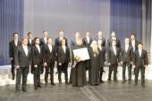 В Белоруссии состоялся XVIII Международный фестиваль православных песнопений «Коложский благовест»
