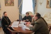 Взаимодействие епархии и народов Приамурья обсудили в Хабаровской семинарии