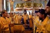 В столице Адыгеи отпраздновали 25-летие образования Майкопской епархии