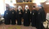 В Софии торжественно отметили день памяти святителя Серафима, архиепископа Богучарского