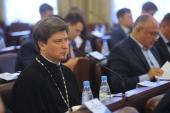 Руководитель Синодального отдела по делам молодежи принял участие в первом заседании рабочей группы по молодежной политике Государственного Совета Российской Федерации