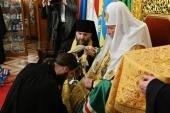 Состоялось наречение заместителя управляющего делами Московской Патриархии архимандрита Саввы (Тутунова) во епископа Зеленоградского