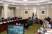 Cостоялось первое заседание оргкомитета по празднованию 500-летия Сийского монастыря