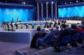 Патриарший экзарх всея Беларуси принял участие в «Большом разговоре с Президентом»