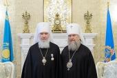 В Казахстане подвели итоги форума «Радость Слова»