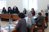 Состоялось заседание Координационного совета по взаимодействию между Министерством образования Московской области и Московской епархией