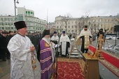 В День освобождения Болгарии от османского ига в Москве совершена панихида по воинам, погибшим в годы Русско-турецкой войны