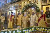 В Брянске торжественно отметили 25-летие возрождения Брянской епархии