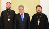 Духовно-культурный центр Казахстанского митрополичьего округа в Астане посетил посол Кубы