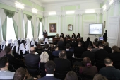 I Международные «Арсениевские чтения» состоялись в Ярославской духовной семинарии