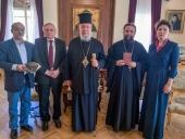 На Кипре отреставрированы древние литературные памятники из библиотеки Московской духовной академии