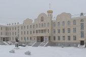 В духовно-культурном центре Казахстанского митрополичьего округа в Астане состоялся прием по случаю Масленицы с участием глав дипломатических миссий