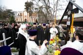 В Ростове-на-Дону молитвенно почтили память донского подвижника благочестия протоиерея Иоанна Домовского