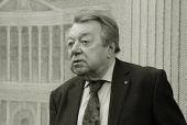 Соболезнование Святейшего Патриарха Кирилла в связи с кончиной А.С. Тиганова