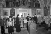 В храмах Таганрога прошли заупокойные богослужения по погибшим в авиакатастрофе в Эфиопии жителям города
