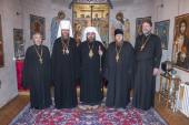 Митрополиту Тамбовскому и Рассказовскому Феодосию присвоена ученая степень доктора теологии