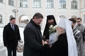 Патриарший наместник Московской епархии посетил Коломну