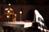 Проповедь Святейшего Патриарха Кирилла после великого повечерия в четверг первой седмицы Великого поста в Сретенском ставропигиальном монастыре