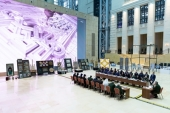 Патриарший наместник Московской епархии принял участие в заседании художественного совета по строительству главного храма Вооруженных сил России