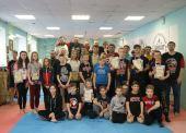 В Перми прошел Первый епархиальный гиревой марафон