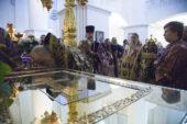 В Ярославской митрополии торжественно почтили память благоверных великих князей Феодора, Давида и Константина