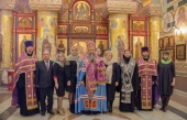 Подписано соглашение о сотрудничестве между Приамурской митрополией и краевым Министерством социальной защиты