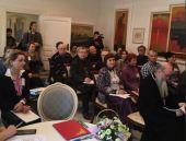 Международная научно-практическая конференция «Сельские храмы. Незабытое» впервые прошла в музее-заповеднике «Изборск»