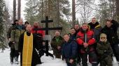 Крестный ход по территории бывшего Кулойлага прошел в Поморье