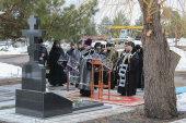В 11-ю годовщину упокоения архиепископа Паисия (Самчука) в Орловской митрополии молитвенно почтили память архипастыря