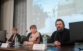 В Московской духовной академии проходит семинар для музейных работников Московской области