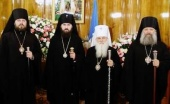Members of Synod of Central Asian metropolitan area send message of support to His Beatitude Metropolitan Onufry of Kiev and All Ukraine