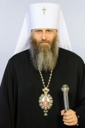 Никодим, митрополит Новосибирский и Бердский (Чибисов Юрий Валерьевич)