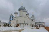 В Неделю Торжества Православия освящен собор в Никитском монастыре Переславской епархии