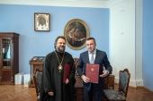 Московская духовная академия и Московский политехнический университет подписали соглашение о сотрудничестве
