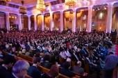 Глава Нижегородской митрополии принял участие в прошедшем в Москве международном форуме «Университеты, общество и будущее человечества»